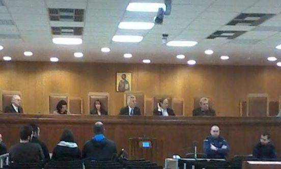 Tribunal juzga tribunal de adolescentes
